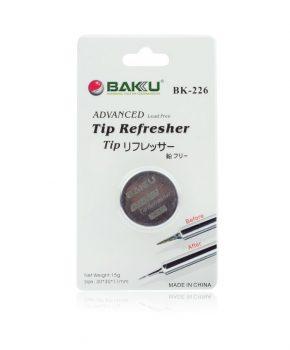 Metaalreiniger voor soldeerbout tip baku - BK-226