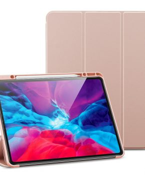 ESR - Tablethoes - iPad Pro 12.9 2020 - Rebound Pencil - Rose Gold