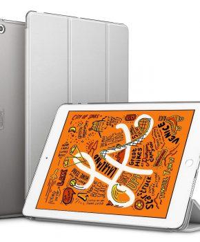 """ESR Yippee case voor iPad mini ( 7.9"""" ) 2019 zilvergrijs"""