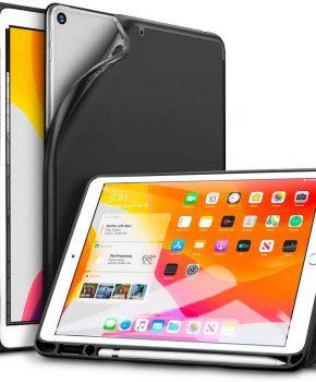 ESR Rebound Pencil Hoes voor Apple iPad 10.2 2019/2020 - Zwart