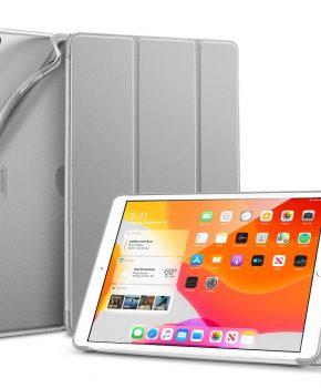 """ESR Rebound case voor iPad ( 10.2"""" ) 2019 zilvergrijs"""