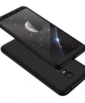 hoesje voor Xiaomi Redmi 5 Plus / Redmi Note 5 (single cam) - zwart