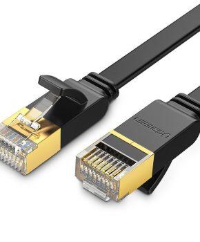 Ugreen 10 Gbps netwerkkabel 1 m Cat7 U/FTP (STP) Zwart