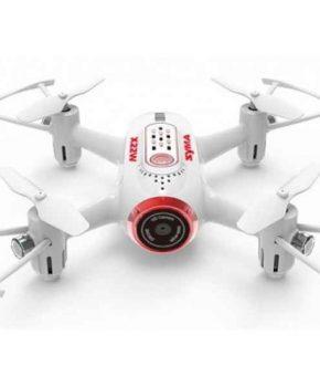 Quad-Copter SYMA X22W 2.4G 4-Kanalen met Gyro + Camera - wit
