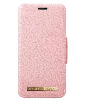 iDeal Of Sweden Fashion Wallet Hoesje iPhone XS / X – Roze