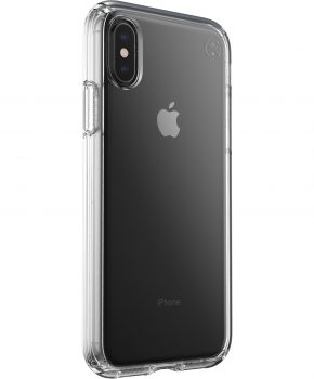 Speck Telefoonhoes Presidio Perfect Clear iPhone X/XS