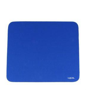 LogiLink gaming Muispad blauw 230 x 4 x 204.5 mm