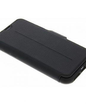 Otterbox Strada Flip Case Apple iPhone XS Zwart