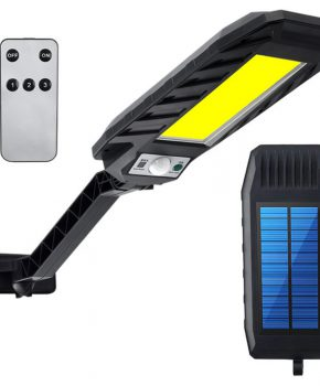 180 leds buitenlamp met beweging- en schemersensor