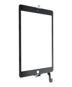 Touchscreen voor iPad Air 2  (A1566, A1567) - zwart