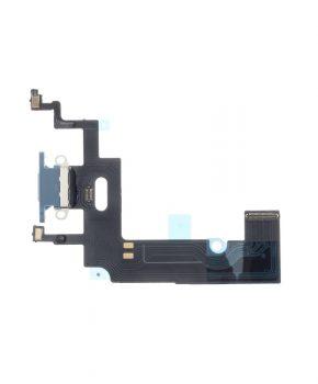 Voor iPhone XR Dock Connector flex kabel - blauw