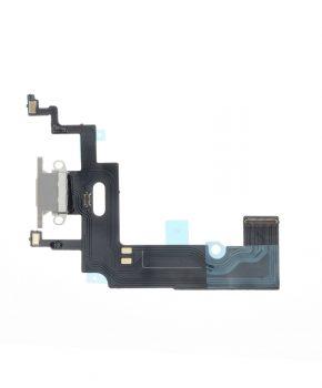 Voor iPhone XR Dock Connector flex kabel - wit