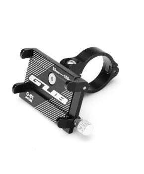 GUB-G81 Universele verstelbare telefoonhouder - zwart