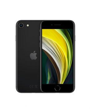 iPhone SE 2020 - 64 GB - zwart - A Grade - als nieuw