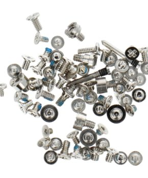 Voor IPhone 11 6.1 - schroevenset - zilver - inclusief pentalopes