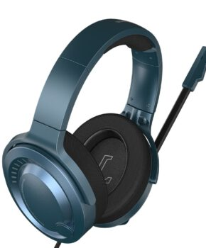 Baseus GAMO Immersive Virtual 3D Gaming headset -PC- Blauw