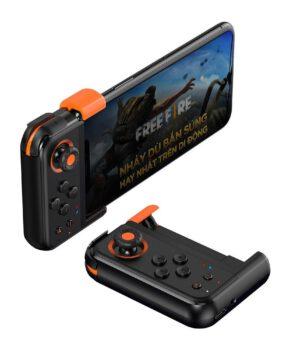 Baseus One Handed Gamepad voor smartphones - GA05 - zwart