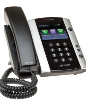 Polycom VVX 500 MS VoIP Desktop Business media Telefoon