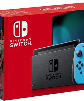 Nintendo Switch Console - Grijs - Nieuw model -verzegeld