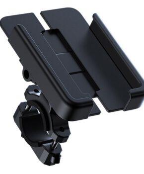 Joyroom verstelbare telefoon fietshouder voor stuur zwart