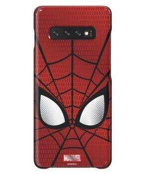 Samsung Marvel Spider-Man cover voor Samsung Galaxy S10 rood